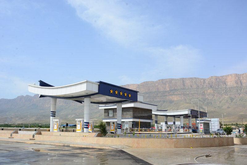 گشایش ۴ جایگاه جدید عرضه سوخت در فارس