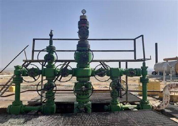 ۲ چاه مخزن گازی ژوراسیک مسجدسلیمان ایمنسازی شد