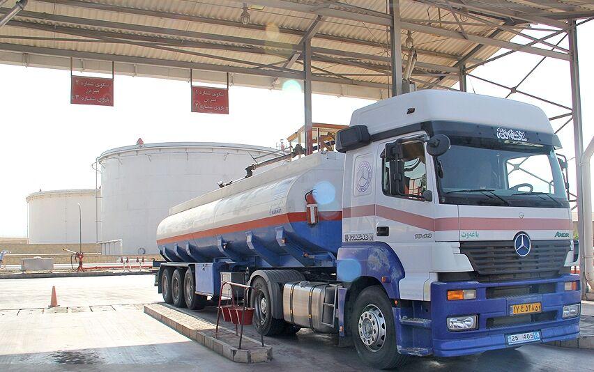 توزیع بیش از ۲.۵ میلیارد لیتر سوخت از انبارهای نفت استان همدان