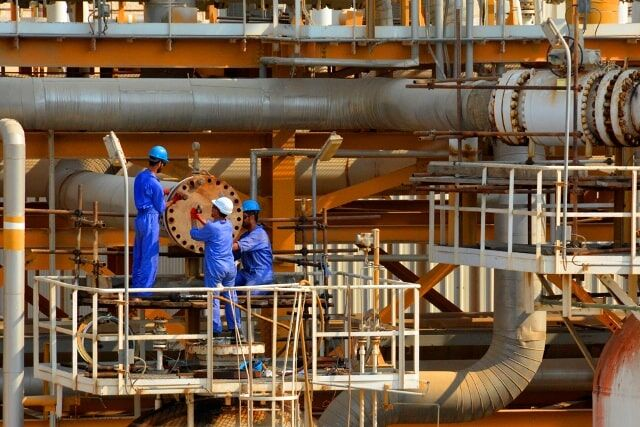 South Pars Refinery Processes over 17 bcm of Gas