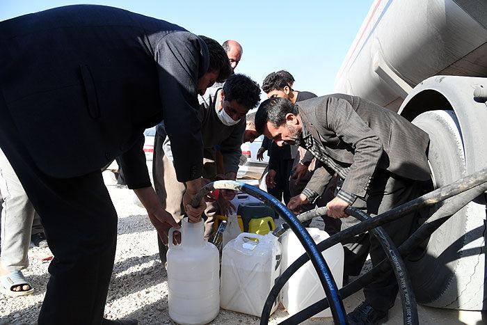آمادگی کامل پخش منطقه بوشهر برای سوخترسانی به مناطق زلزلهزده