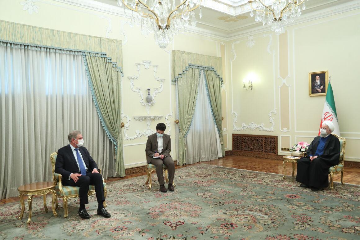 ایران آماده تامین نیازهای انرژی پاکستان است