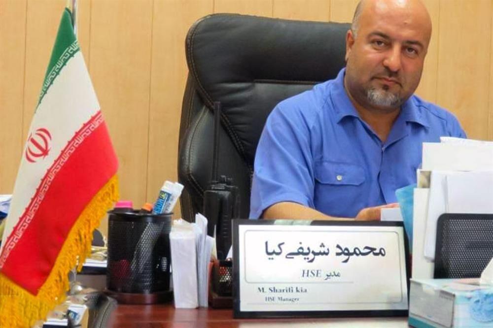 پیام تسلیت مدیرکل اچاسئی وزارت نفت برای درگذشت رئیس اچاسئی پتروشیمی پارس