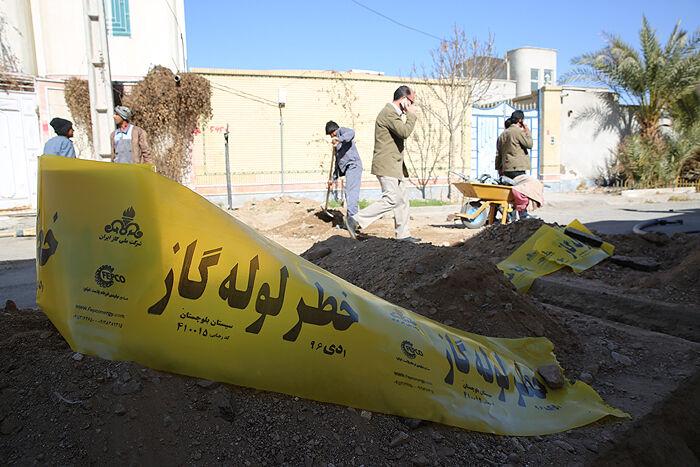 گازرسانی به سیستان و بلوچستان؛ از ایده تا اجرا