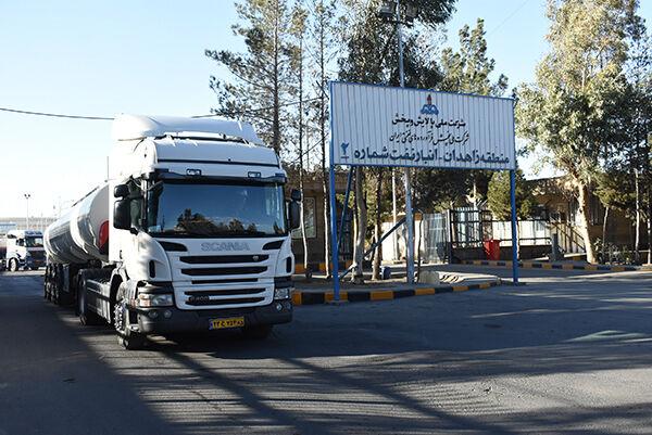 فروش بیش از ۱۷ میلیون لیتر سوخت مرزی در منطقه زاهدان