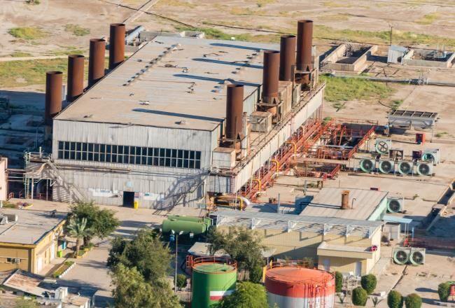 توربین گازی تلمبهخانه نفت گوره بازسازی شد