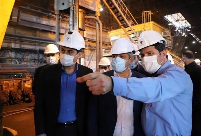 ۳۵۰۰ کیلومتر از لولههای طرح ۲۸ مخزن را شرکتهای ایرانی میسازند