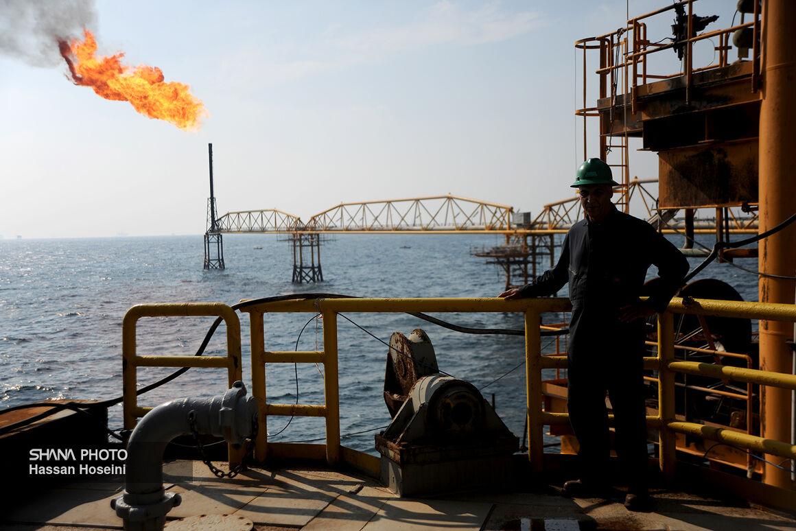 اطلس زمینشناسی نفت خلیج فارس تهیه میشود