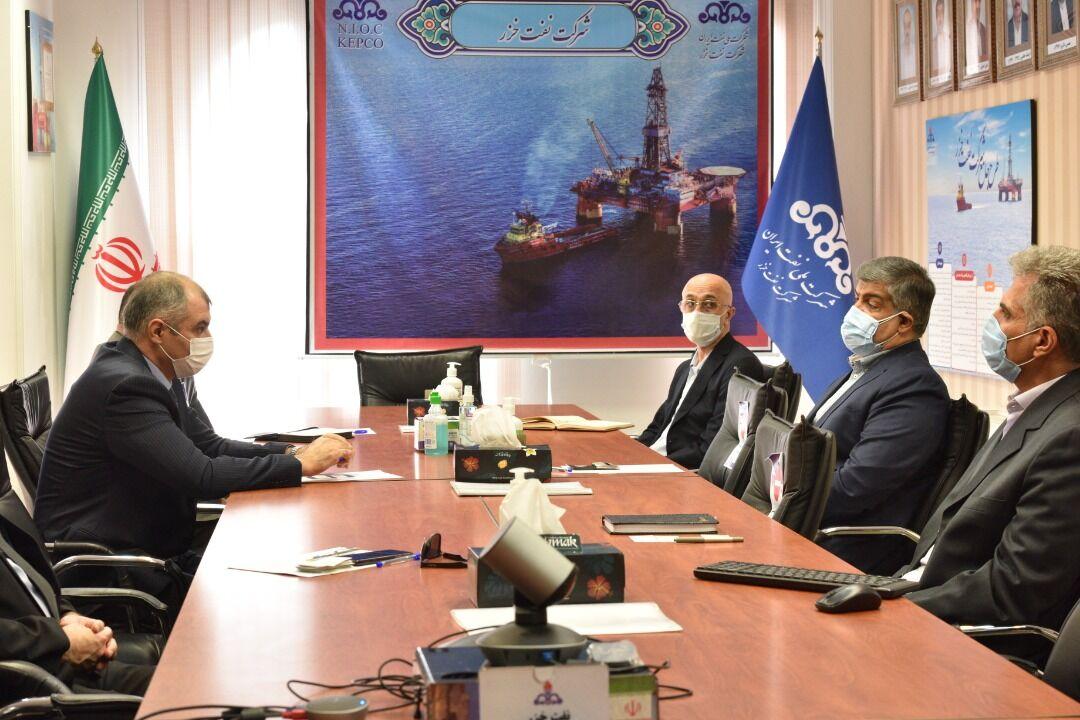 Tehran, Ashgabat Discuss Enhanced Oil Ties
