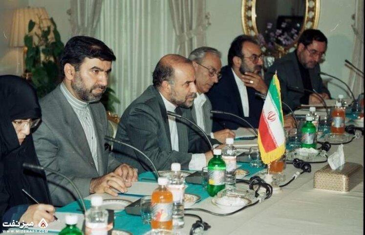 حسین کاظم پور اردبیلی، نماینده اسبق ایران در اوپک