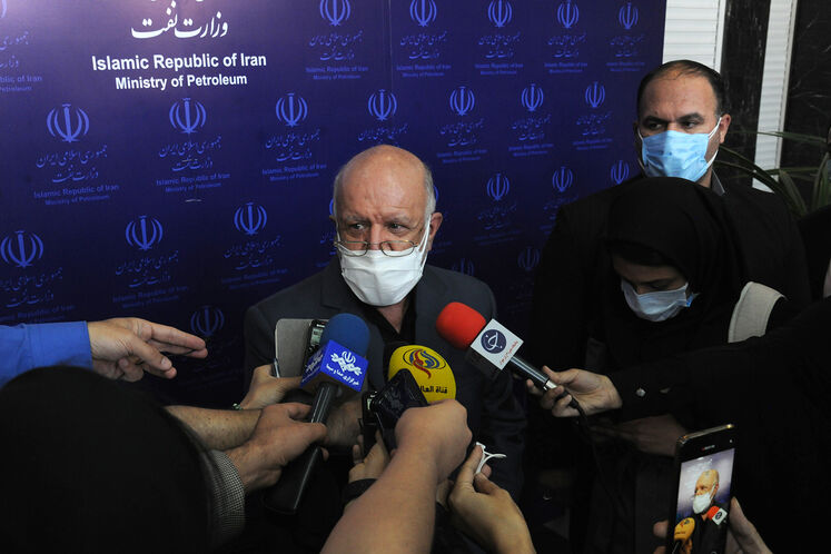 Export of 1st Oil Shipment from Jask Terminal by June: Zangeneh