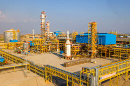 Rouhani Launched Major Petchem Projects