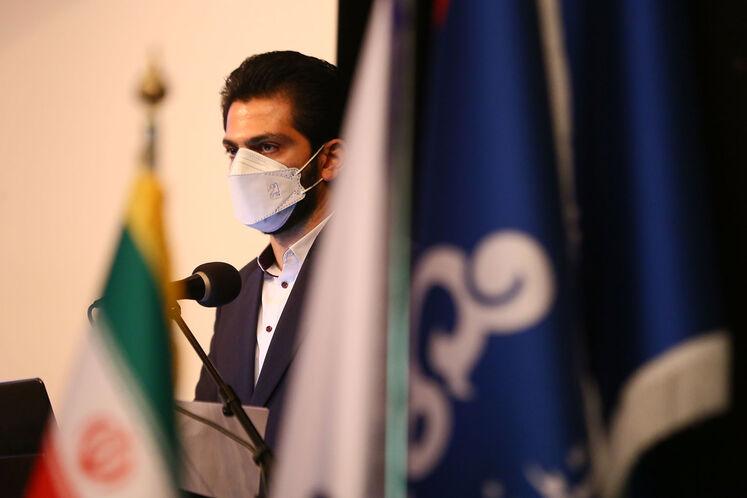 آیدین ختلان، مشاور ارشد و دستیار ویژه وزیر نفت