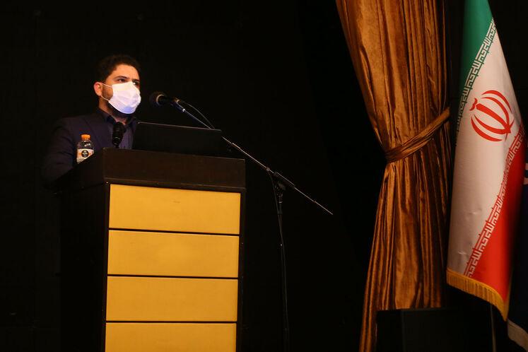 مسعود جعفری، مدیرعامل صندوق پژوهش و فناوری وزارت نفت