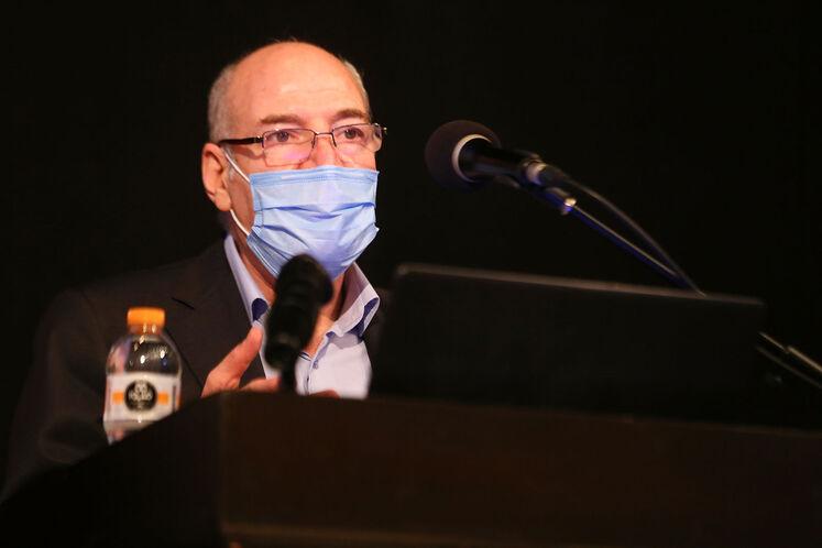 حسن منتظر تربتی، مدیرعامل شرکت ملی گاز ایران