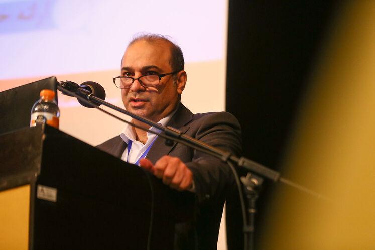 مسعود زردویان، مدیر هماهنگی و نظارت بر تولید شرکت ملی گاز ایران