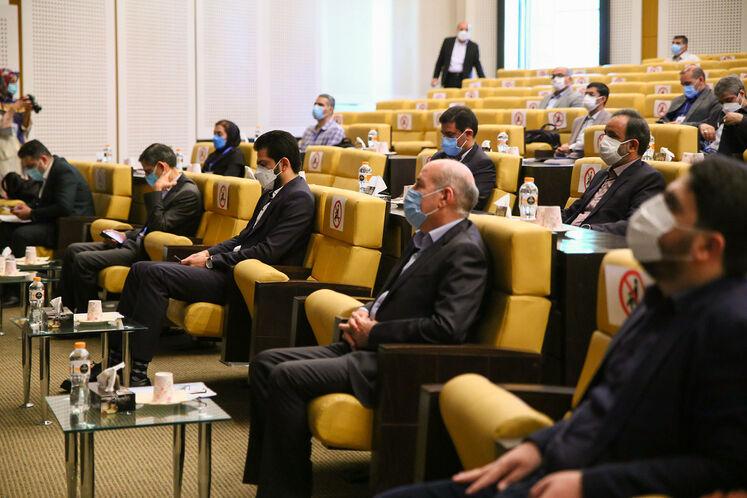 رویداد بههمرسانی عرضه و تقاضای فناوری اقلام راهبردی و پرمصرف شیمیایی صنعت گاز