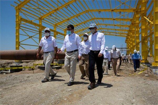 آمادگی پایانه جاسک برای دریافت و بارگیری نفت خام از دریای عمان