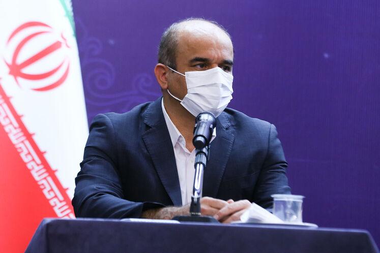شهرام رضایی، مدیر سرمایه گذاری شرکت ملی صنایع پترو شیمی