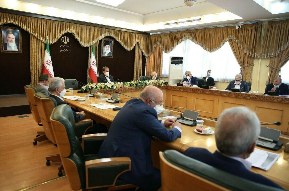 درخواستهای وزارت نفت در شورای اقتصاد تصویب شد