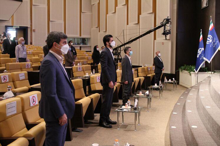 رویداد بههمرسانی عرضه و تقاضای فناوری فرآورش و نمکزدایی نفت خام