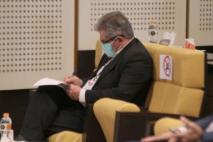 فرخ علیخانی، معاون تولید شرکت ملی نفت ایران