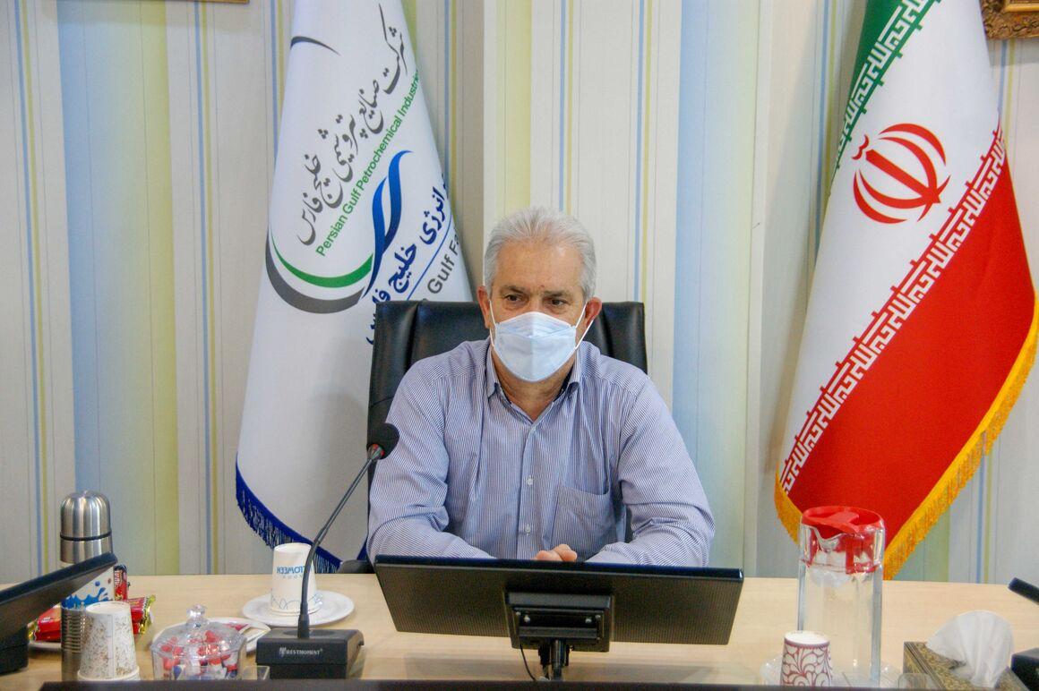 فجر انرژی خلیجفارس نیمی از کسری برق خوزستان را تأمین میکند