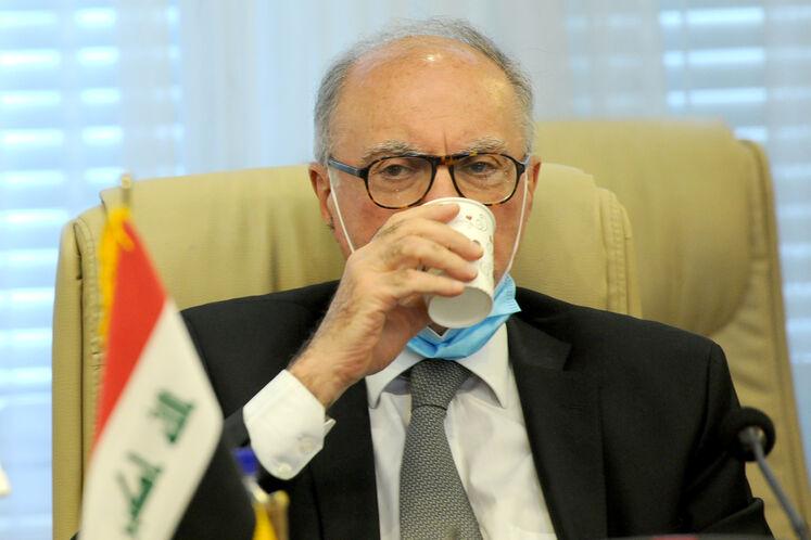علی عبدالامیر علاوی، وزیر دارایی عراق