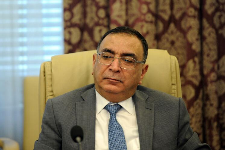 ماجد حنتوش، وزیر برق عراق