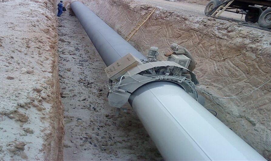طرح شناسایی تولیدکنندههای سیستم پوشش خارجی خطوط لوله کلید خورد
