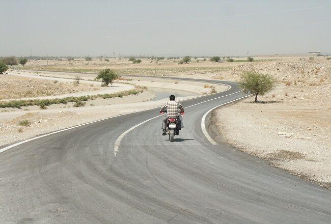 جادههای روستایی طرح مارون ۱ و ۴ بهسازی میشوند