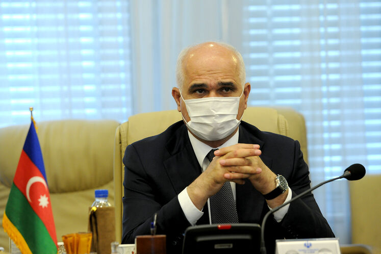 شاهین مصطفییف، معاون نخستوزیر آذربایجان