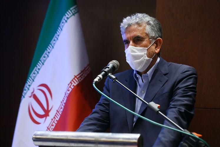 غلامرضا منوچهری، مدیرعامل شرکت مهندسی و ساختمان صنایع نفت (اویک)