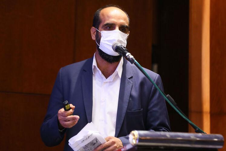 احمد کمایستانی، مدیر پروژه دشت کوه