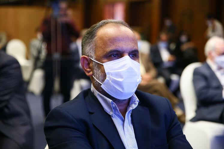 سید صالح هندی، مدیریت اکتشاف شرکت ملی نفت ایران