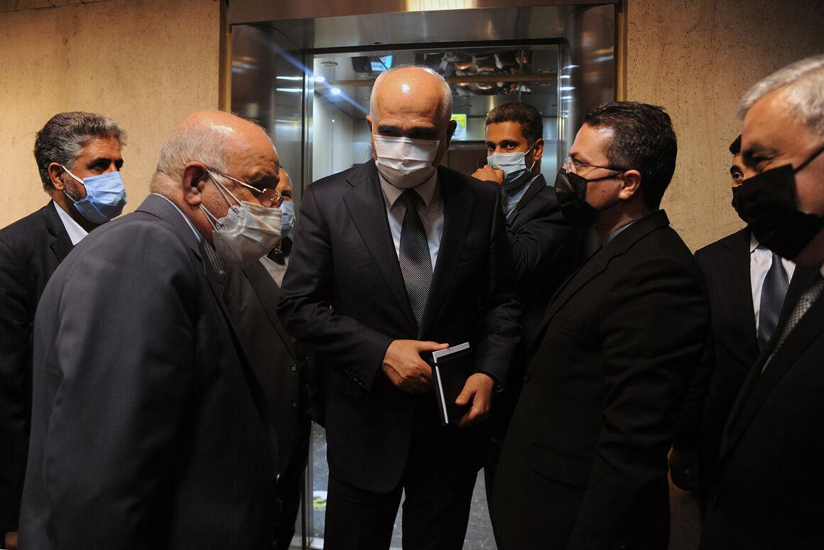 دیدار وزیر نفت با معاون نخستوزیر آذربایجان