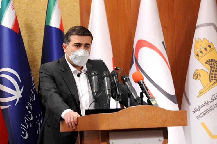 رضا دهقان،معاون امور توسعه و مهندسی مدیرعامل شرکت ملی نفت