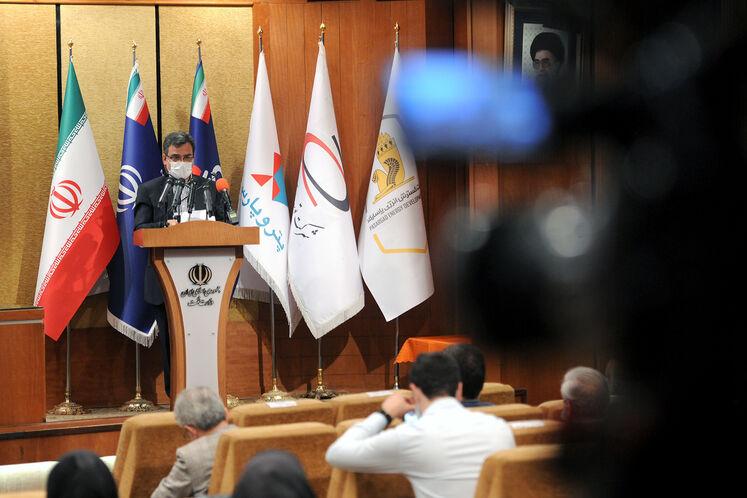 محمد ایروانی، رئیس نهاد صدور گواهینامه کیفیت انجمن نفت ایران