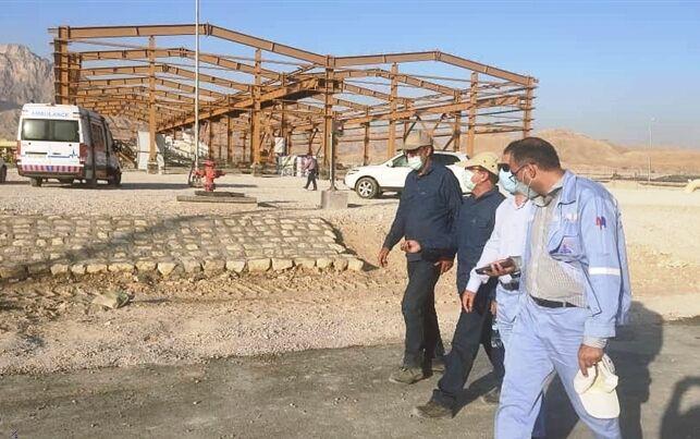 مرکز انتقال شماره ۲ نفت خام گوره - جاسک راهاندازی شد