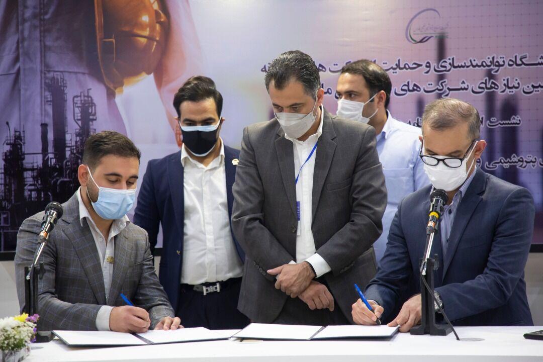 پتروشیمیها ۶۶ تفاهمنامه همکاری با واحدهای تولیدی ماهشهر امضا کردند