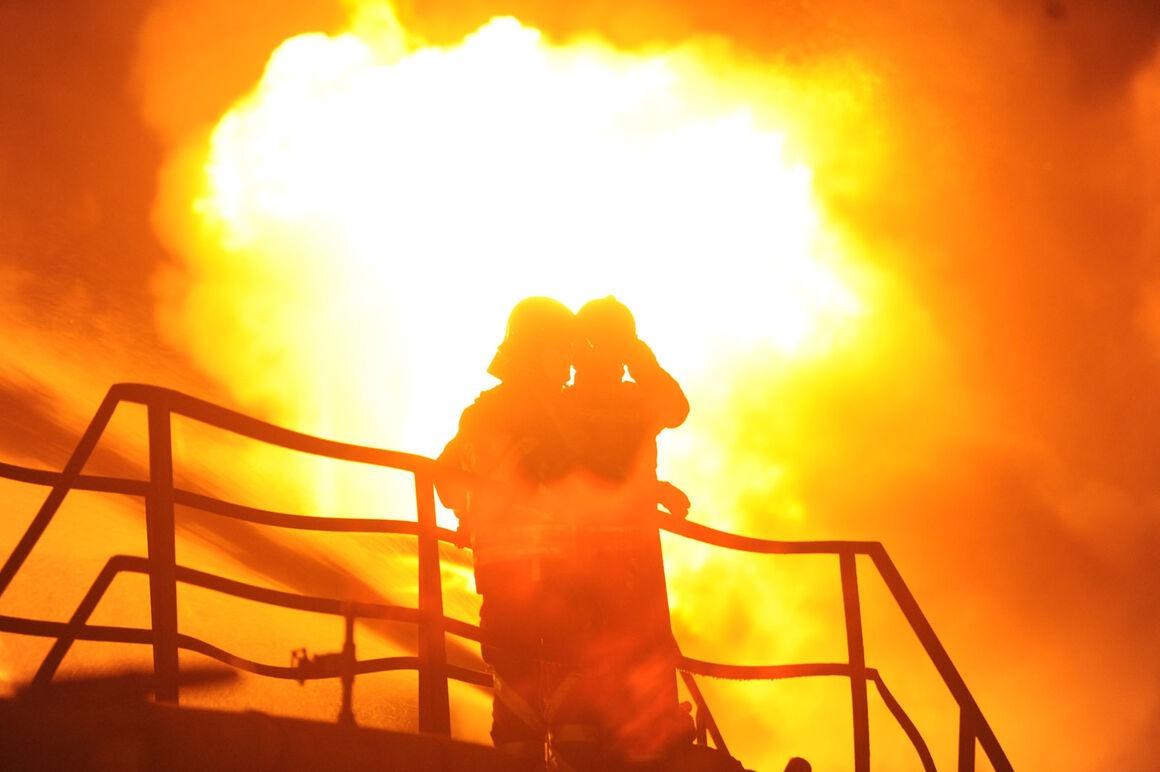 علل بروز حوادث در صنعت نفت چیست؟