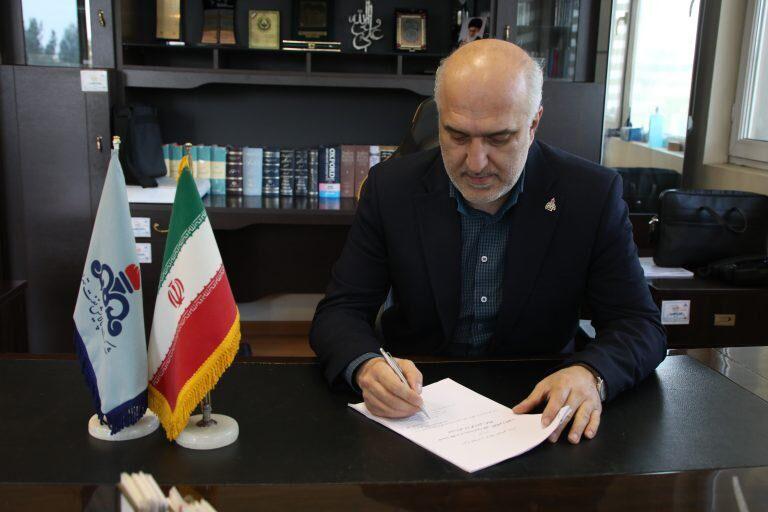 قدردانی مدیرعامل پالایشگاه تهران از مجاهدت و فداکاری آتشنشانان