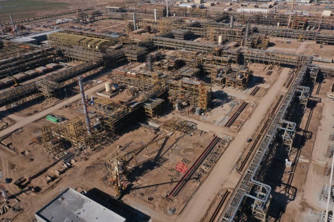 ثبت رکورد بدون حادثه در شرکت پالایش گاز یادآوران خلیج فارس