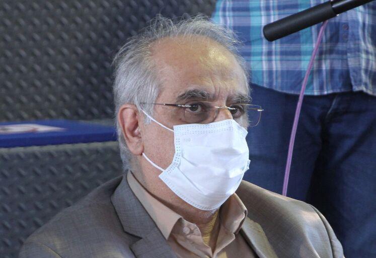 مسعود کرباسیان، مدیرعامل شرکت ملی نفت ایران