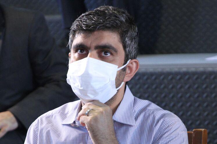 علیرضا صادقآبادی، معاون وزیر نفت در امور پالایش و پخش