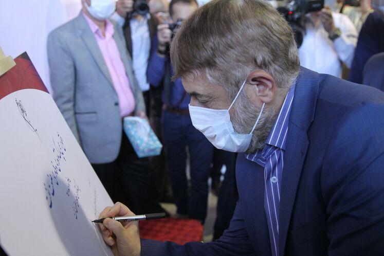 علی آقامحمدی، عضو مجمع تشخیص مصلحت نظام