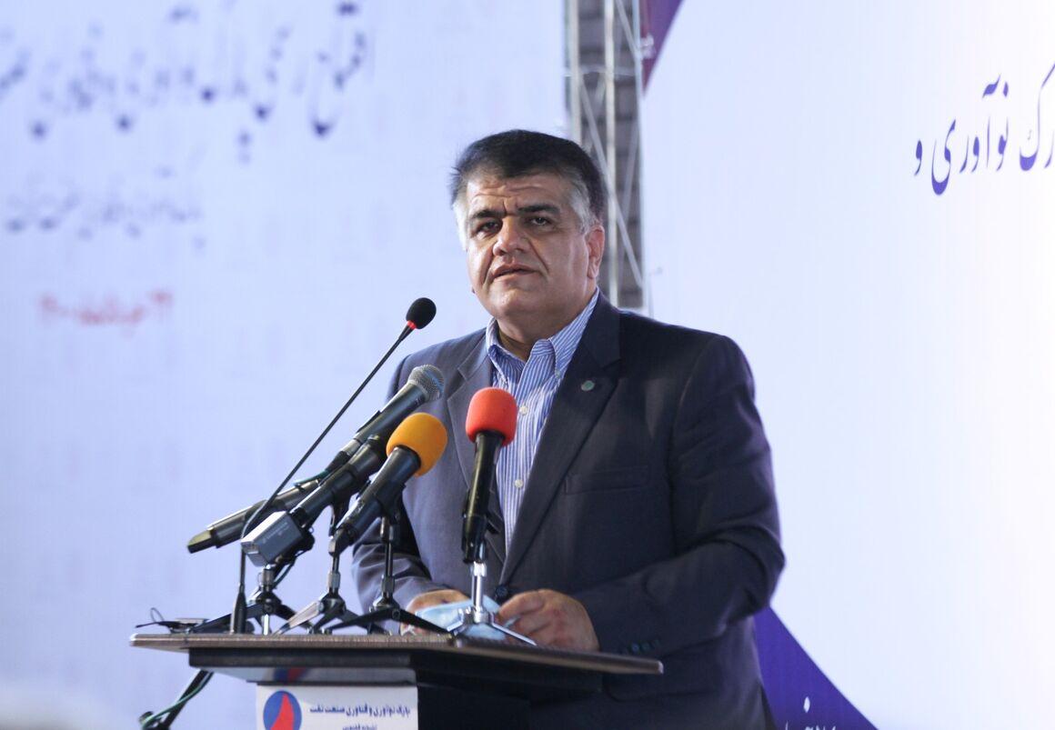 حضور ۳۵ شرکت فعال نفتی در شهرک علمی و تحقیقاتی اصفهان