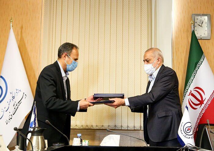 پژوهشگاههای نفت و اقیانوسشناسی قرارداد امضا کردند