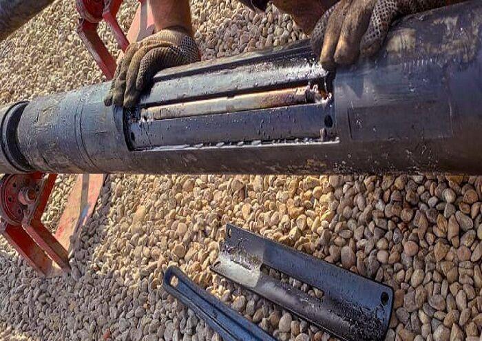 استفاده از گیجهای درونچاهی ساخت داخل در چاههای اکتشافی