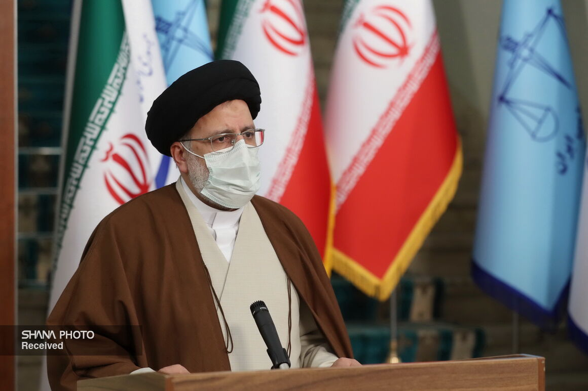 سید ابراهیم رئیسی بهعنوان رئیسجمهوری اسلامی ایران انتخاب شد